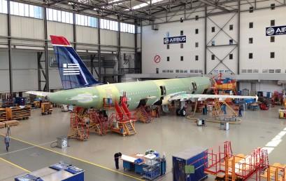 FFH dankt Airbus-Werk in Hamburg