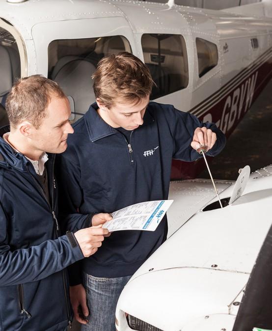 Flight Instructor Rating