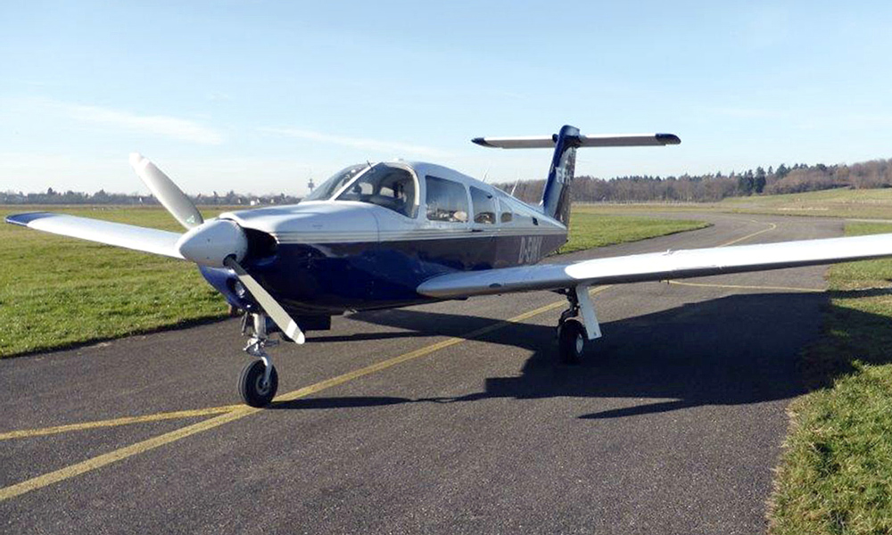 Piper PA 28-201 Arrow