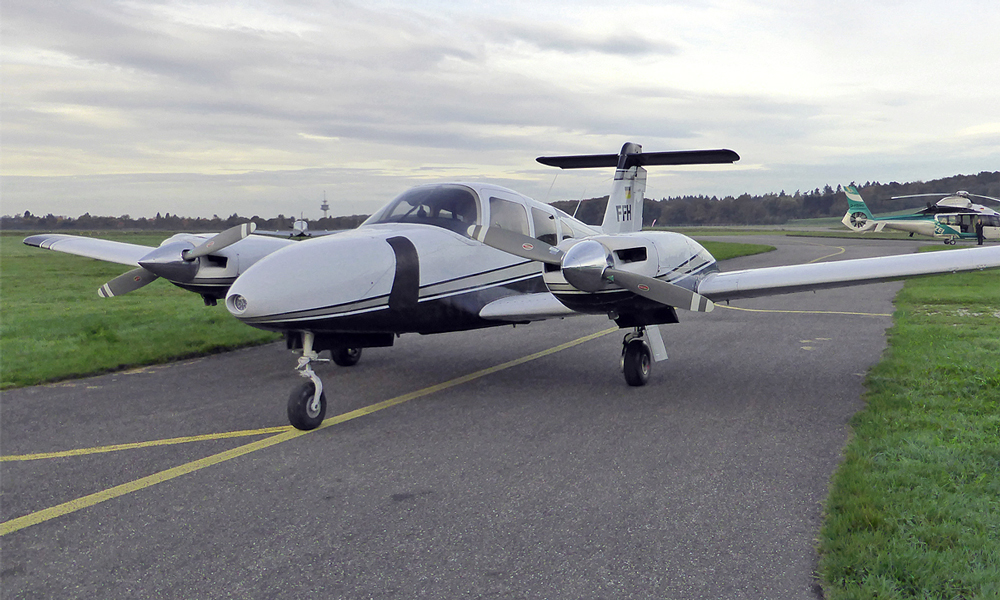 Piper PA 44-180 Seminole