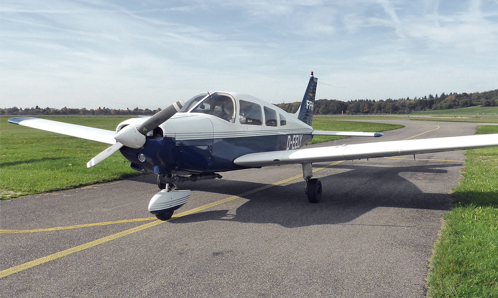 Piper PA 28-161 Warrior