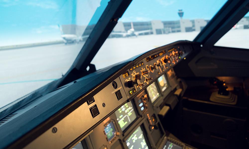 Simulator Airbus 320 (TFC)
