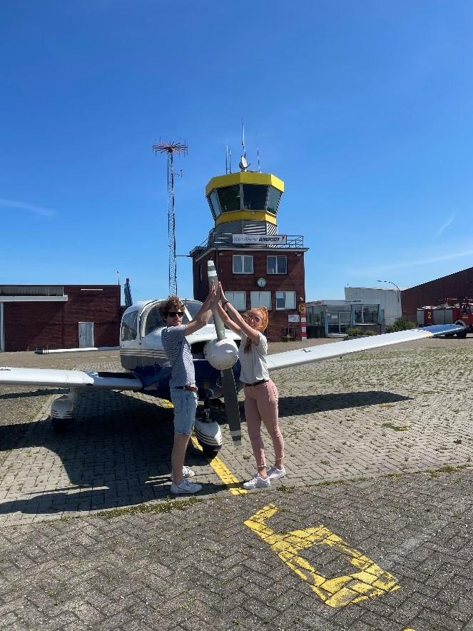 Vom Schwarzwald zur Nordsee – Unser 300NM-Flug